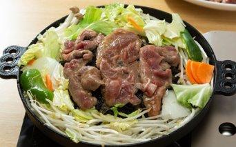 【新型コロナ被害支援】羊肉・鶏肉・豚肉の味付焼肉セット【2.6kg】