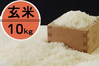 OO007令和2年産大岸の新米(玄米)10kg