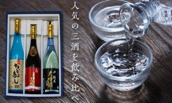 【栄川酒造】お手頃4合瓶セット
