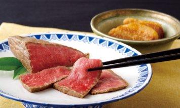 S901 長崎和牛ローストビーフ&味菜自然豚やわらか角煮