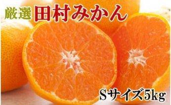 ZD6228_【ブランドみかん】田村みかん約5kg(Sサイズ・秀品)