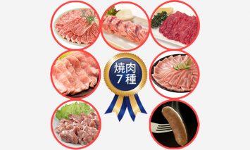 SNY033土佐の焼肉大袋3.4kg 牛肉 豚肉 鶏肉 ソーセージ