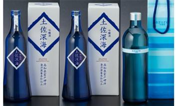 NM012L1土佐の地酒吟醸酒3本セット