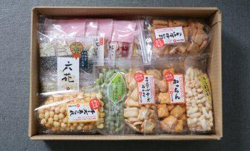 I09 さくら堂ふる里セットL(米菓14種類)