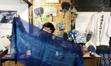 M-14 藍染め一日体験