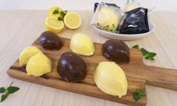 上毛町産レモンのふわふわレモンケーキ 10個入セット