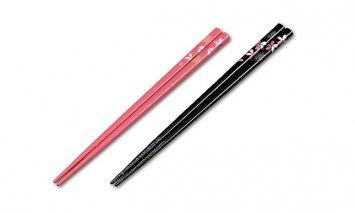 輪島塗 夫婦箸(新桜(2))