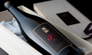 C30-003 天山純米大吟醸 愛山34(桐箱入り)1800ml