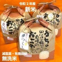 【令和2年産新米】松本さんが作った上毛町尻高地区産の厳選米「夢つくし」9kg