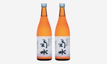 E03 酒米菊水 純米大吟醸