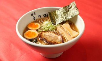 麺屋 もり田 お食事券(醤油ラーメン並)12枚