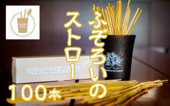 B10-172 【先行予約】ふぞろいのストロー100本セット