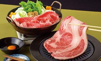 S846 長崎和牛A4リブロース焼肉&すき焼き満喫セット(2kg)