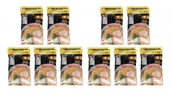 博多豚骨ラーメン 名店「八ちゃんラーメン」10食セット