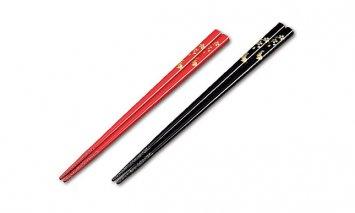 輪島塗 夫婦箸(うさぎ)