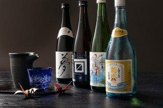 E01 新発田の蔵元飲み比べセット