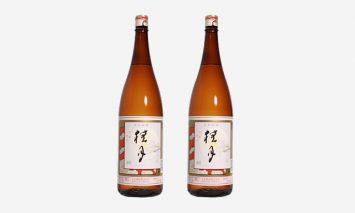 zk07日本酒(桂月 金杯)2本セット