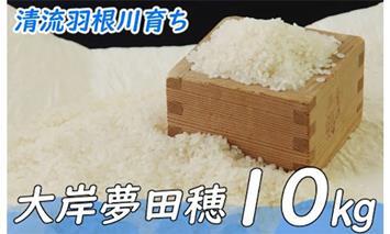 OO001令和元年産新米10kg大岸夢田穂