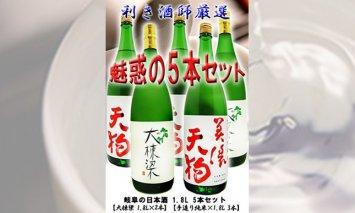 美濃天狗 純米大吟醸1.8L 5本セット