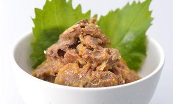 シカ肉缶詰セット【3種類×2組】-