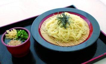 【夏季限定】福岡県産ラー麦 ざるらーめん(120g×8食入)
