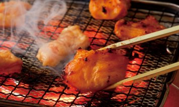 V854 長崎県産豚の漬込みホルモンセット