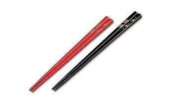 輪島塗 夫婦箸(春秋沈金)
