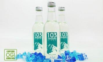 B10-032 103(テンザン)サイダー24本