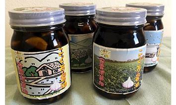 【叶え屋】大森さんが作った「ニンニク醤油」 400ml×4本