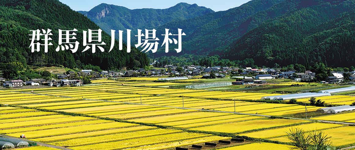 群馬県川場村(かわばむら)