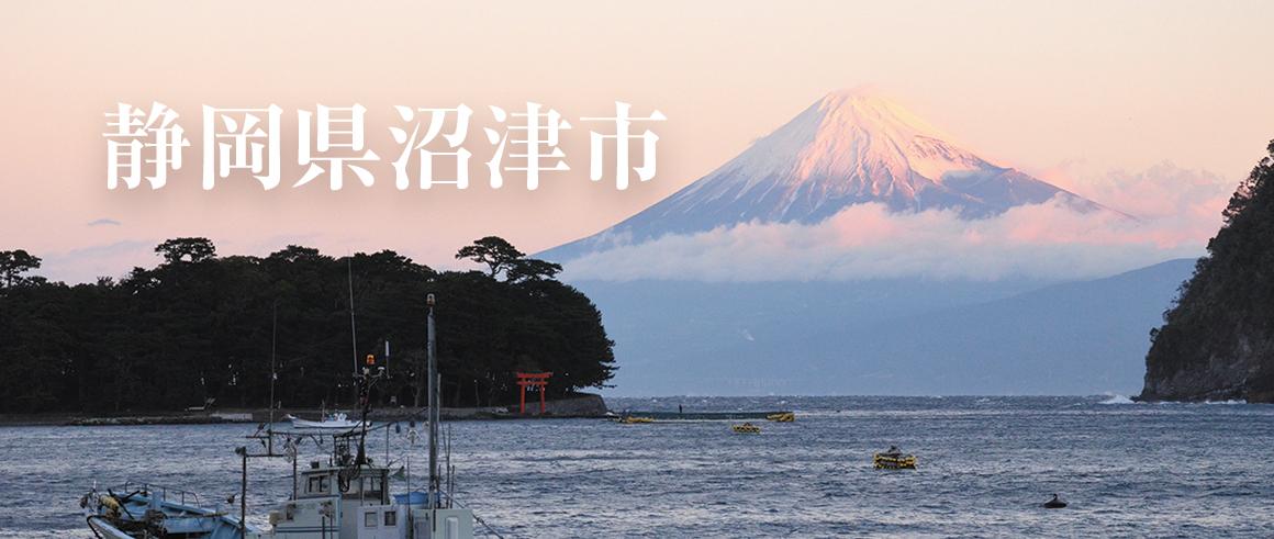 静岡県沼津市(ぬまづし)