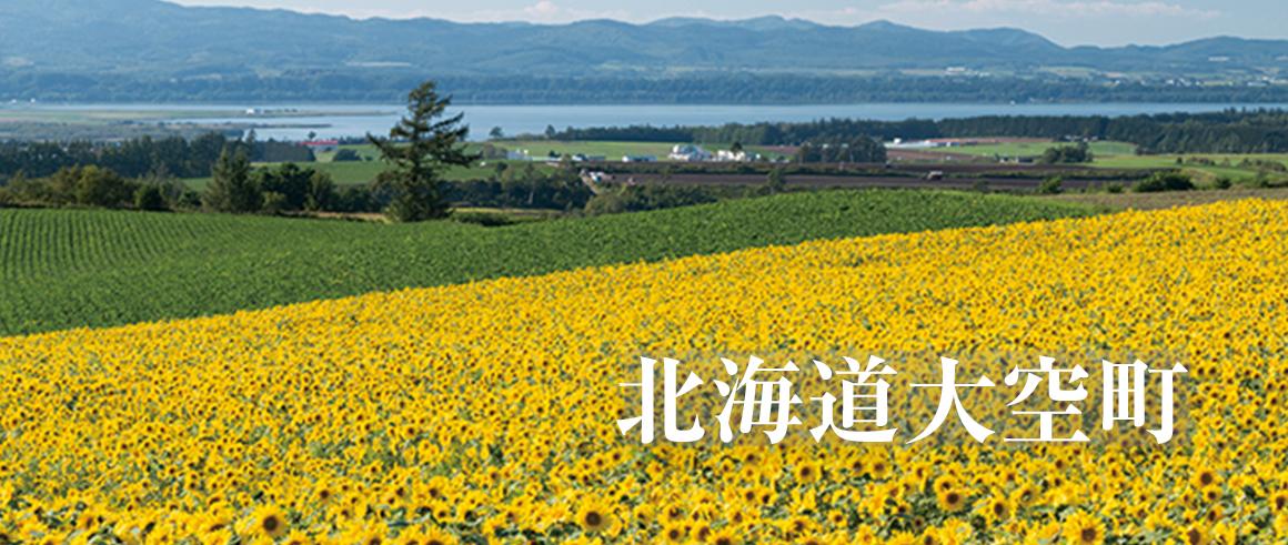 北海道大空町(おおぞらちょう)