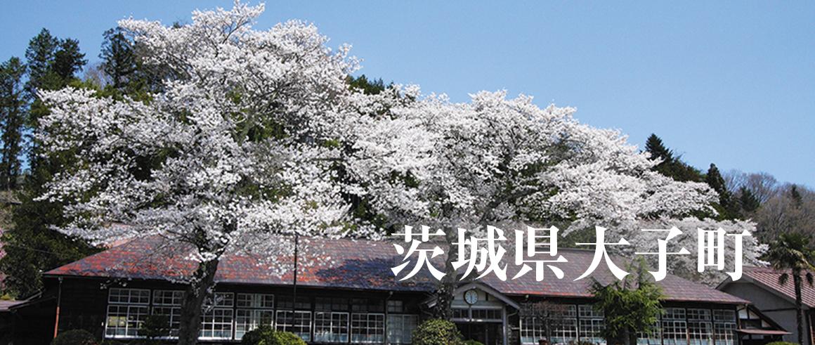 茨城県大子町(だいごまち)