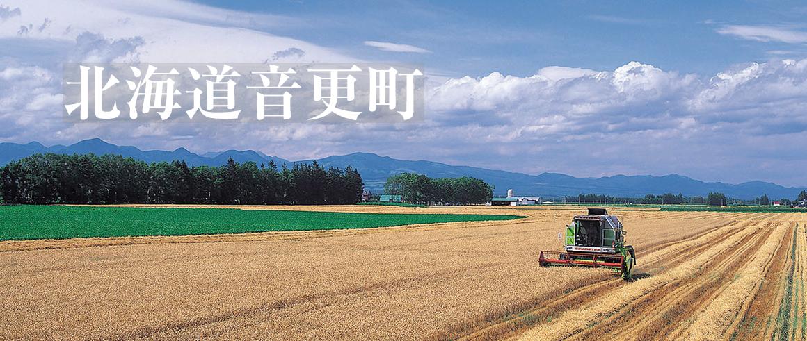 北海道音更町(おとふけちょう)
